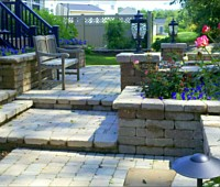 Landscape Lighting Akron, OH